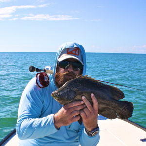 everglades fly fishing guided trip