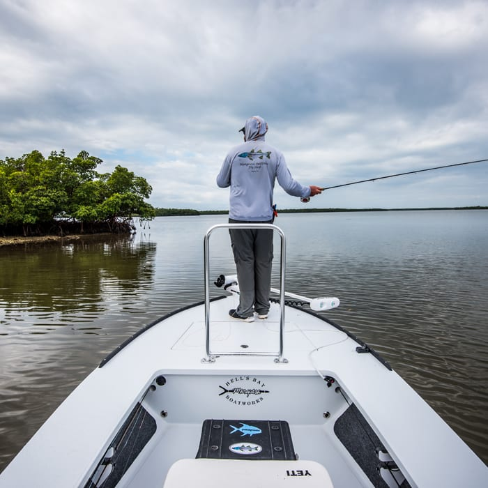 marco island fly fishing trips